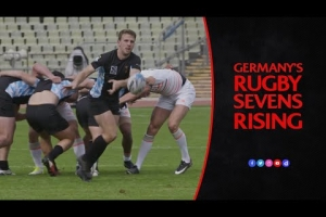 Germany's rugby sevens rising