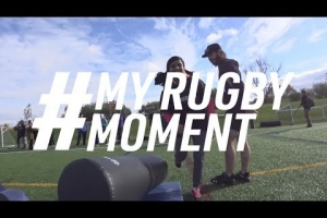 Mixed ability rugby in Ottawa! | #MyRugbyMoment