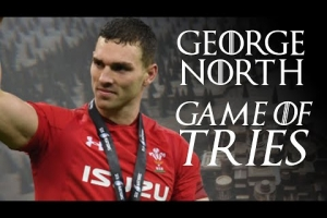 George North | A Game Of Tries