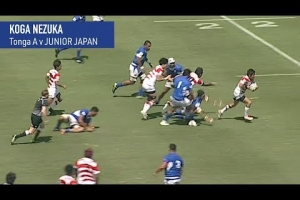 Top five tries from Pacific Challenge round three!