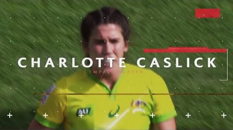 DHL Impact Player: Charlotte Caslick