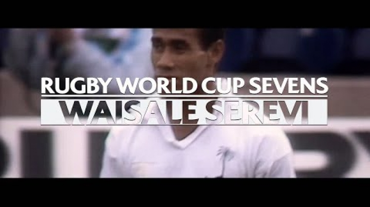 Serevi reflects on Rugby World Cup Sevens glory