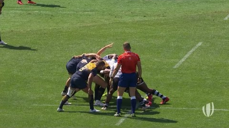 Josua Tuisova puts on show in San Francisco - Rugby World Cup Sevens