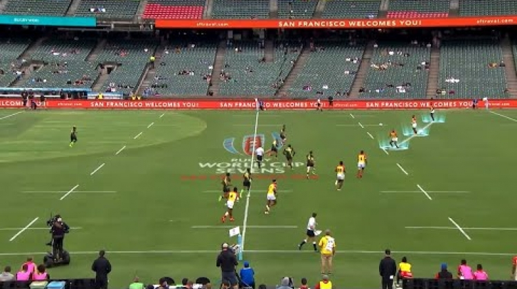 PNG's first ever Rugby World Cup Sevens win
