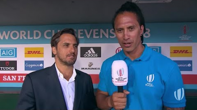 World Rugby Vice Chairman Gus Pichot impressed by RWC 7s in San Francisco