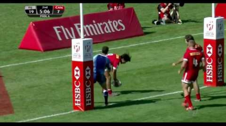 2016 Dubai Sevens — Day 1 — Highlights
